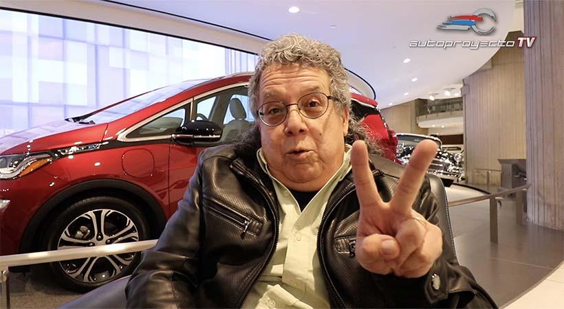 Jesse Ortega, Ingeniero Jefe de Plataformas Eléctricas de GM