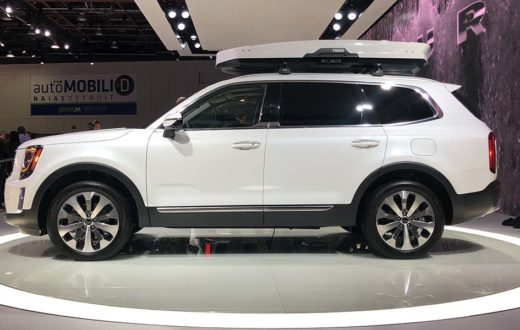 Kia Telluride 2020, debut en el Auto Show Detroit