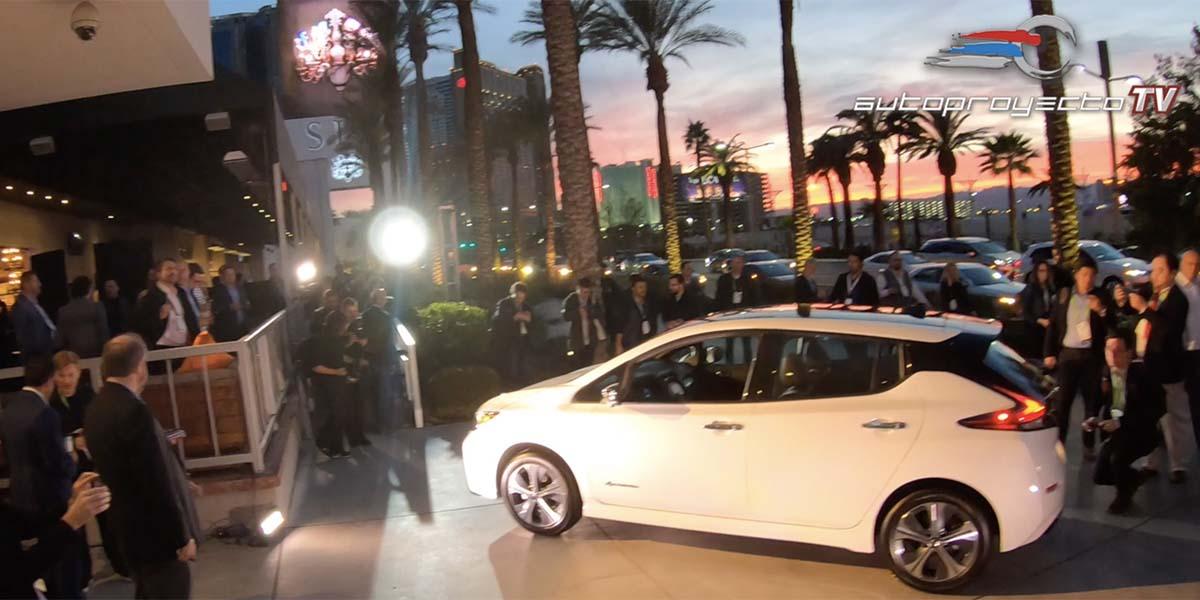 Nissan Nissan LEAF e+ 2020