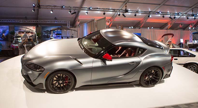 Primer Toyota Supra GR 2020 subastado en $2.1 millones