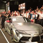 Primer Toyota Supra GR 2020