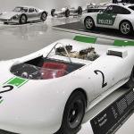 Triple festejo Museo Porsche: 50 años del 917 y 914, 10 del Panamera