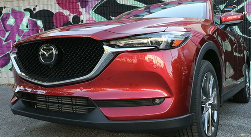 Video Mazda CX-5 Signature 2019