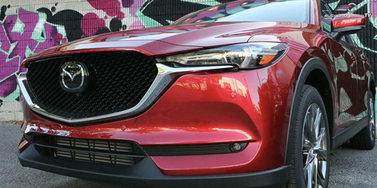 Video Mazda CX-5 Signature 2019