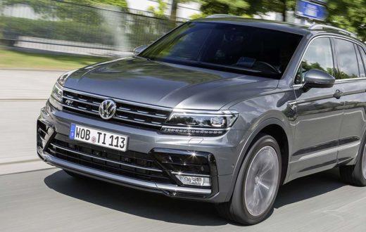 Volkswagen Tiguan 5 millones
