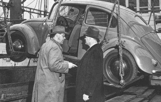 Primer Volkswagen Beetle en Estados Unidos llegó hace 70 años