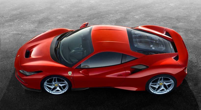 Ferrari F8 Tributo, debut en el Auto Show Ginebra 2019