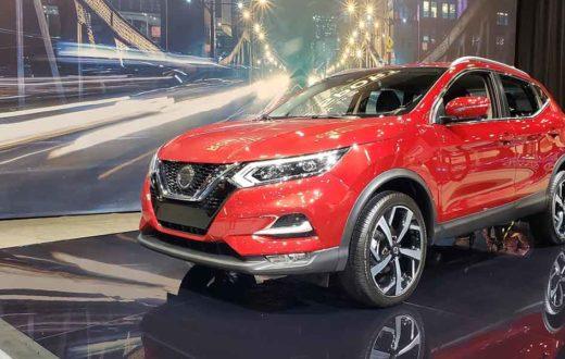 Nissan Rogue Spprt 2020