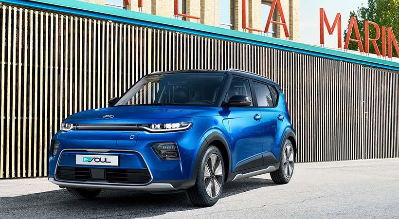 Kia Soul EV 2020, debut eléctrico en el Auto Show Ginebra