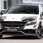 Mercedes-AMG C 63 S by G-Power, 800 hp de potencia alemana