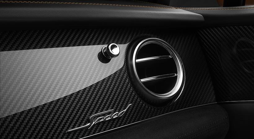 Bentley Bentayga Speed 2020