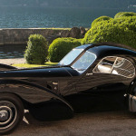 Bugatti 57 SC Atlantic One-Off moderno