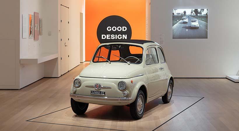 Fiat 500 Serie F 1957