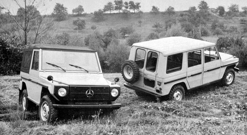 Mercedes-Benz G Class 40 Aniversario