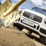 Mercedes-Benz G Class Experience Center