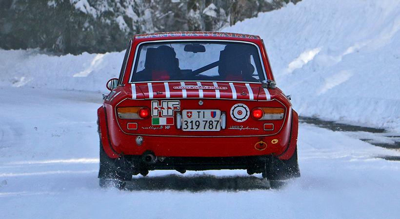 Top 10 autos en la historia del Rally de Monte-Carlo