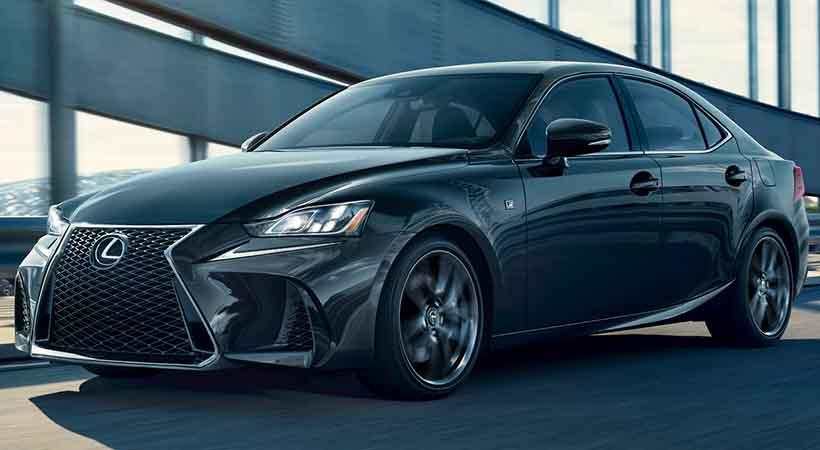 Lexus IS 300 F Sport Black Line Special Edition