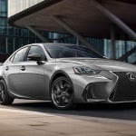 Lexus IS 300 F Sport Black Line Special Edition, exclusividad limitada a 900 unidades