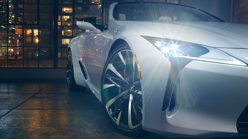 Lexus ha vendido 10 millones de autos