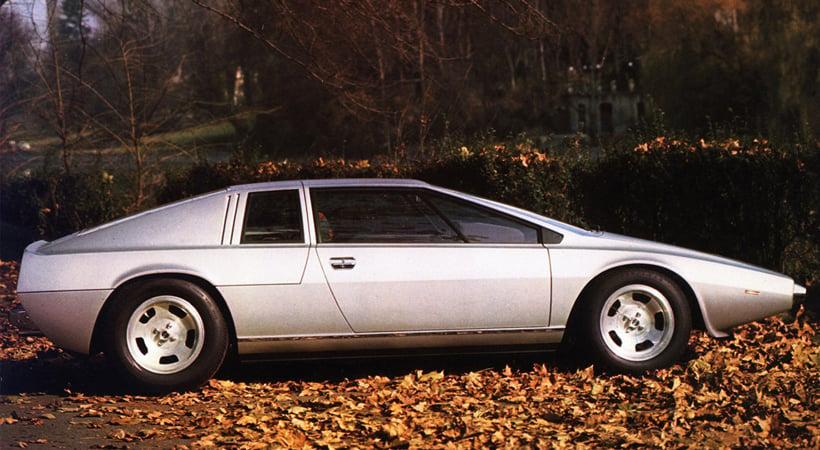 Autos concepto más cool de los años 70