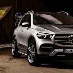 video Mercedes-Benz GLE 450 2020