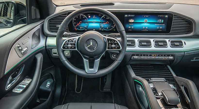 video Mercedes-Benz GLE 450 2020