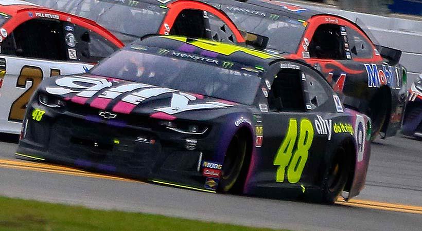 NASCAR 2019