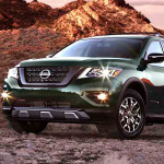 Nissan Pathfinder Rock Creek
