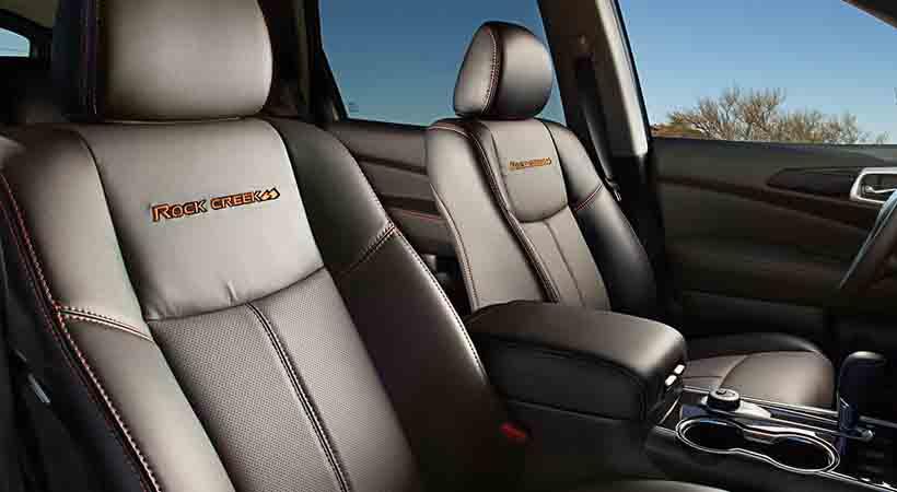 Nissan Pathfinder Rock Creek