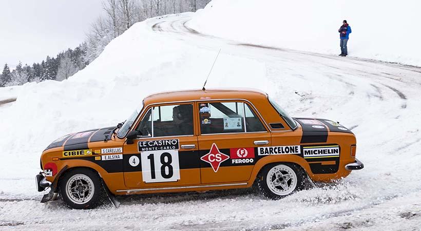 Top 10 autos en la historia del Rallye Monte-Carlo