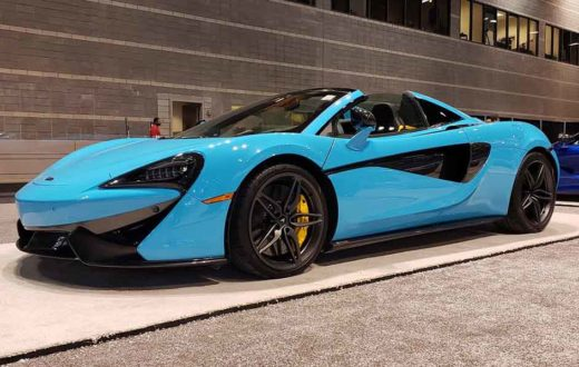 Supercar Gallery Auto Show Chicago 2019