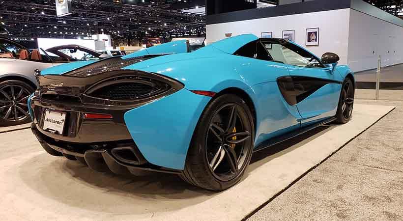 Supercar Gallery Auto Show de Chicago 2019