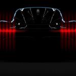 Teaser del Aston Martin Project 003