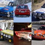 Top 10 autos del Rallye Monte-Carlo Histórico