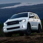 Toyota Sequoia TRD Pro 2020 debut en el Auto Show de Chicago 2019