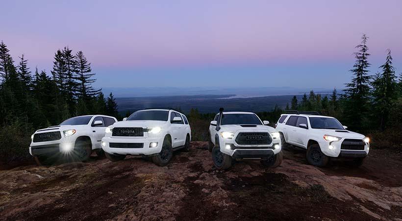 Toyota Tacoma TRD Pro 2020, poderoso debut en el Auto Show ...