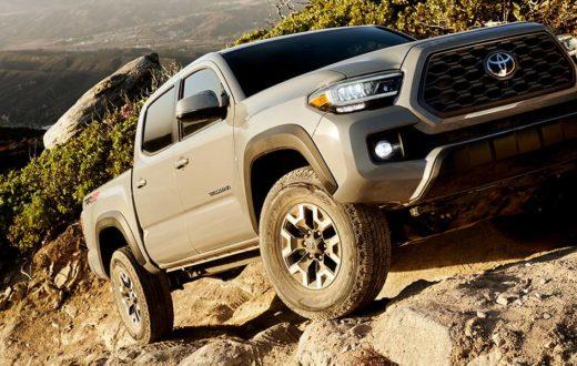 Toyota Tacoma TRD Pro 2020