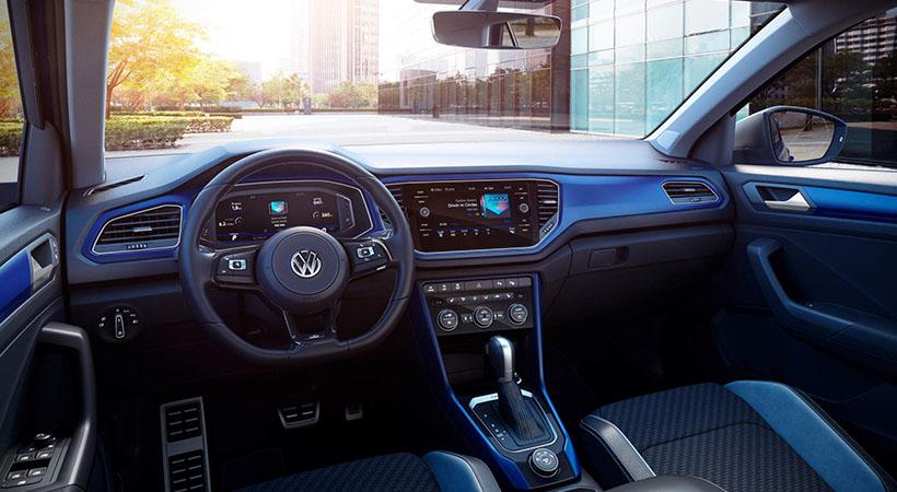 Volkswagen T-Roc R, la primera SUV deportiva de la marca