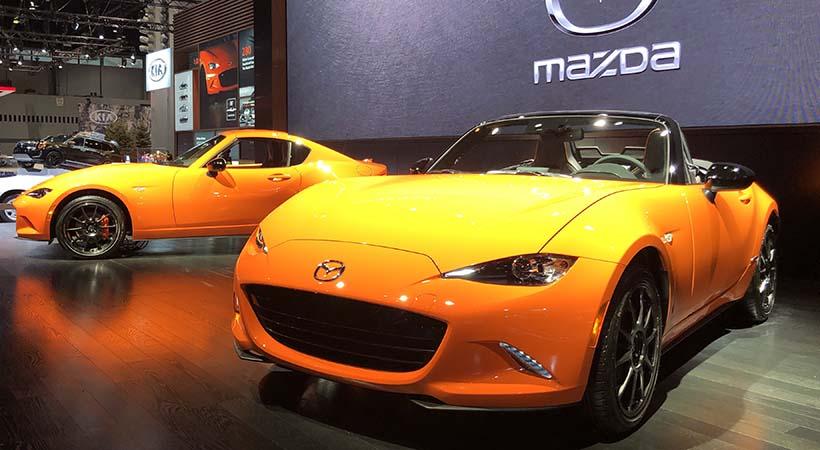 Mazda MX-5 Miata 30 Aniversario 2019
