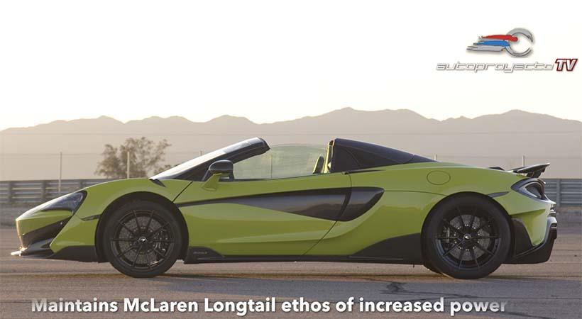 McLaren 600LT 2020