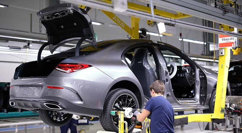 Mercedes-Benz CLA Coupé 2020