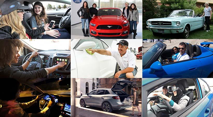 Top 12 Tendencias Mujeres - Hombres 2019 sobre los autos