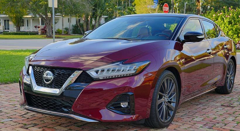 Test Drive Nissan Máxima Platinum 2019, lujo y tecnología