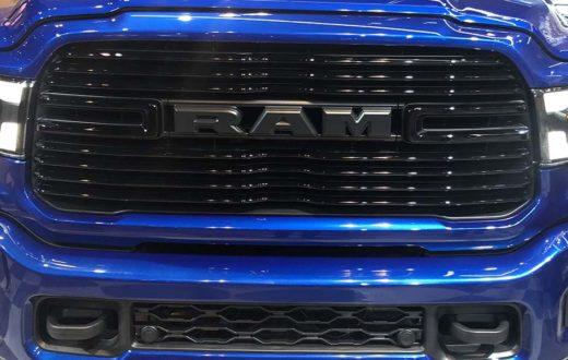 Ram 2500 Heavy Duty 2019 por MOPAR en el Auto Show Chicago