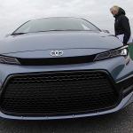 Test Drive Toyota Corolla 2020