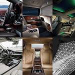 Top 10 usos del cristal en los autos