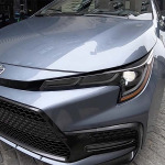 Video Toyota Corolla 2020