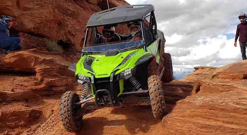 Test Drive Honda Talon 1000X y Talon 1000R