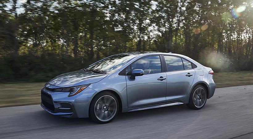 Made in USA, Toyota Corolla 2020, salió de la Planta en Mississippi
