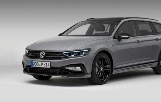 Volkswagen Passat Variant R-Line Edition, listo para debutar en Ginebra